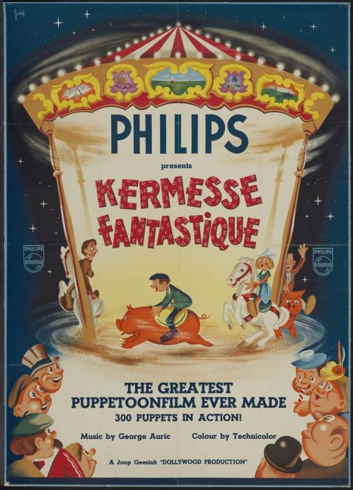 Kermesse Fantastique - Advertisement