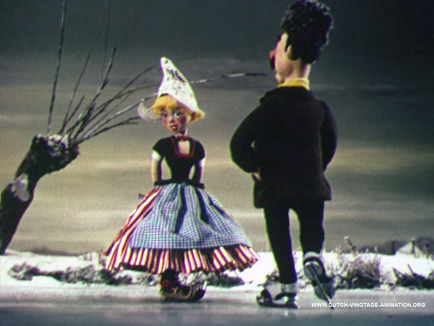 Dutchy on Thin Ice (1955)