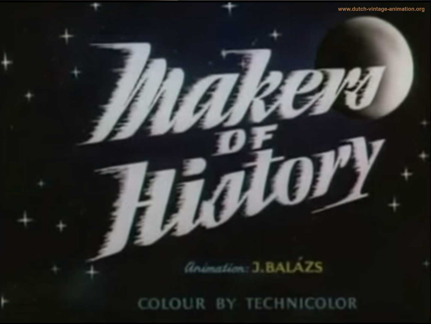 Makers of History (1955)