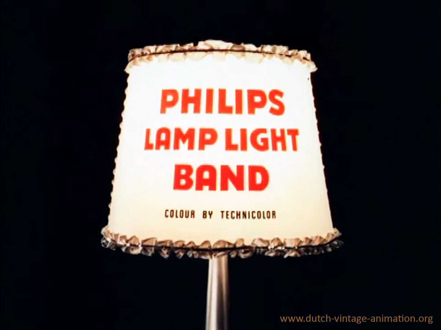 Philips Lamp Light Band (1957)
