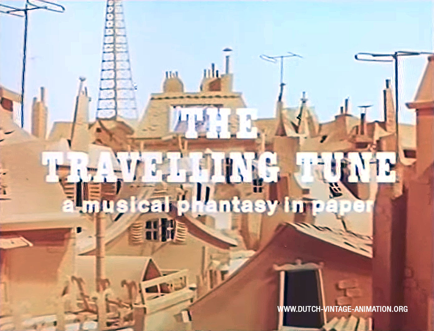 The Traveling Tune (1961)
