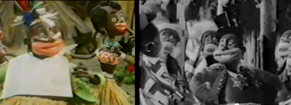 Foto (links) Agip - Jungle (1963) - rechts: Prestige - Jungle (1962)